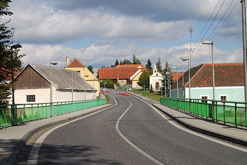 Tchořovice